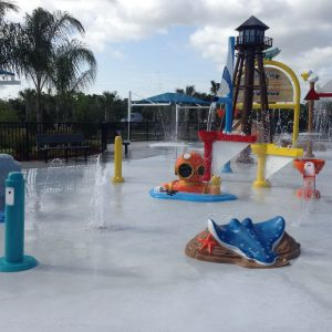Splash Pads and Aquatic Playgrounds gallery thumbnail